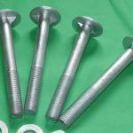 2或4釘木螺釘鍍鋅