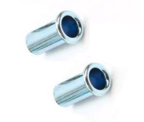 鍍鋅碳鋼平頭管狀鉚釘家具鉚釘