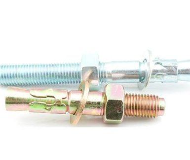 M6至M20鍍鋅鋼楔形錨