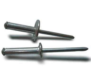 3.2 * 12mm開式盲鉚釘鋼