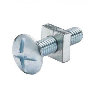 GR 4.8鍍鋅屋頂螺栓