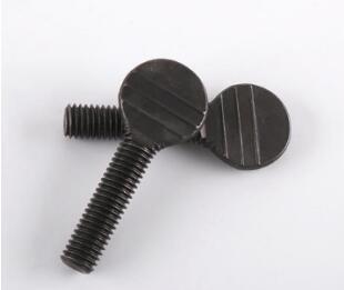黑色氧化拇指螺栓