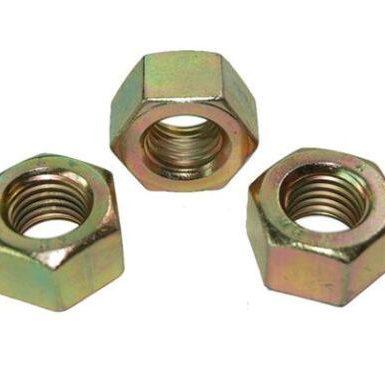 鍍鋅DIN934六角螺母